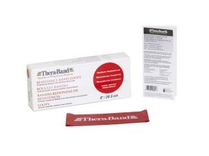 Thera-Band Loops 20cm Rosso