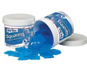 2nd Skin® Squares Jar (200 Units)