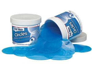 2nd Skin® Circles Jar (48 Units)